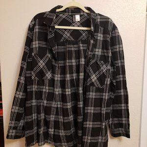 H&M Divided Flannel